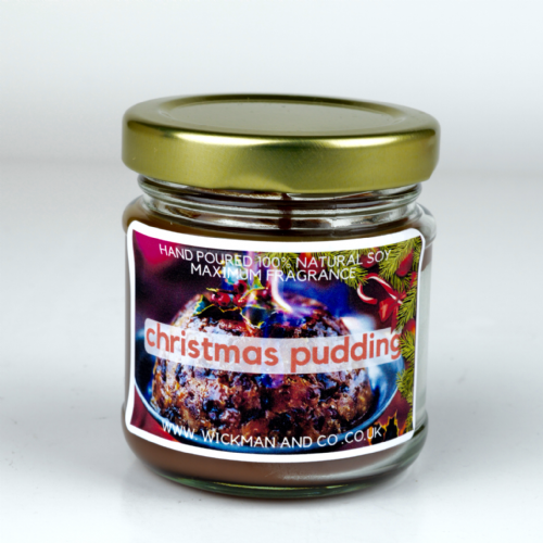Christmas Pudding - Tot